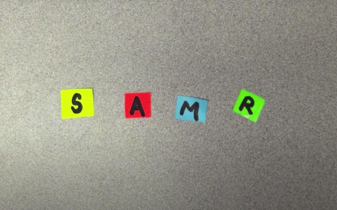 Modelo SAMR